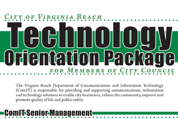 Technology Orientation Package